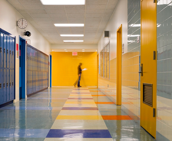School Design In Nyc By Gran Kriegel Architects