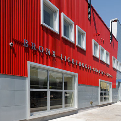 bronx charter school design and building retrofit by gran kriegel architects