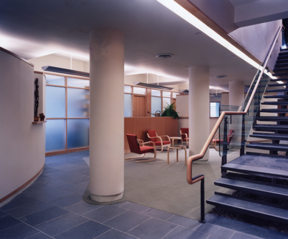 columbia university cerc interior design project by gran kriegel architects in nyc