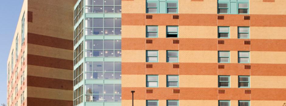 elderly housing gregorio towers design by gran kriegel architects in nj