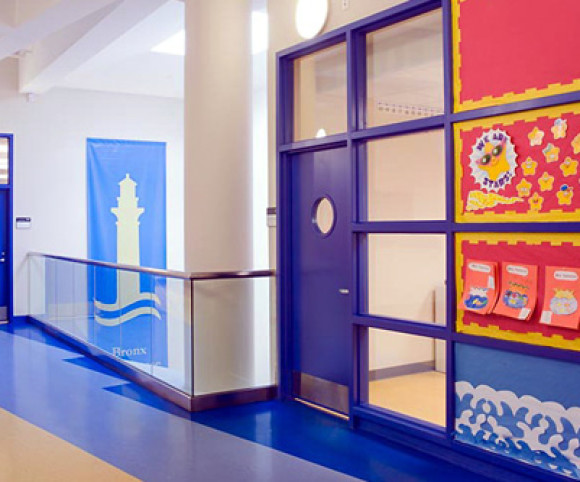 charter school classroom design by gran kriegel architects in nyc