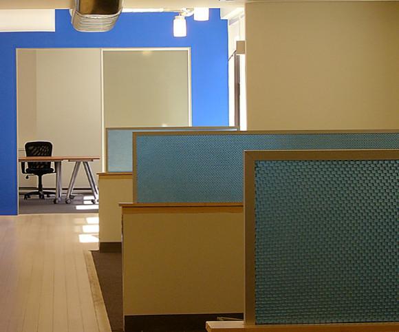 LEED certified office design by gran kriegel architects in nyc