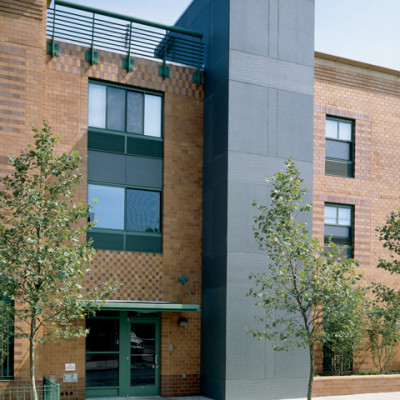 supportive housing design by gran kriegel architects in nyc