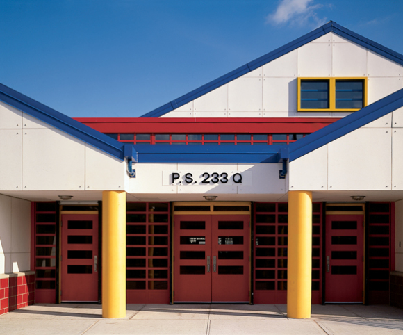 special needs school remodeling and construction in nyc - design by gran kriegel architects