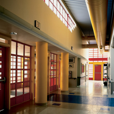 special needs school remodeling in nyc - design by gran kriegel architects