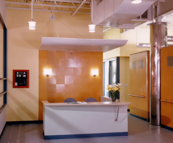 healthcare facility and doctors office design by gran kriegel architects in nyc