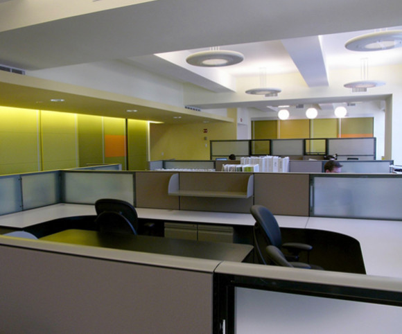 office and workplace design by corporate interior designers and LEED architects Gran Kriegel in nyc
