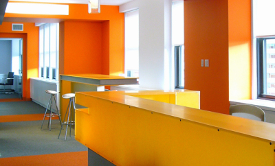 office design corporate interior designer and LEED architects in nyc gran kriegel