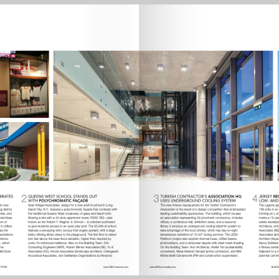 gran kriegel architects in the press - news coverage of k-12 school design in nyc
