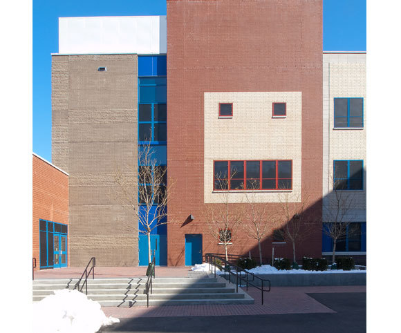building addition for early education by school architecture firm in NYC Gran Kriegel Architects