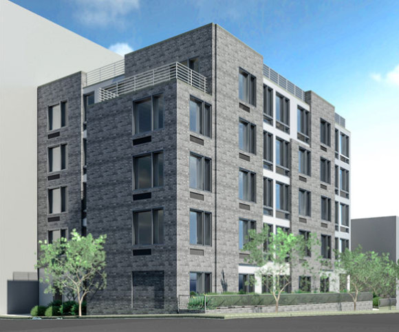 architectural design and planning for supportive and affordable housing by Gran Kriegel Architects in NY