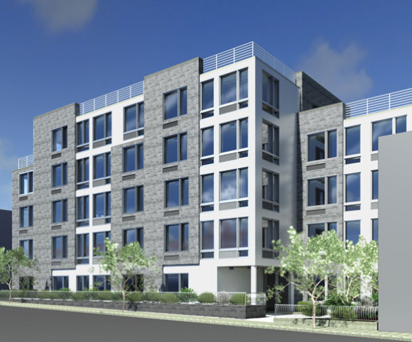 architectural design and planning for supportive and affordable housing by Gran Kriegel Architects in NYC