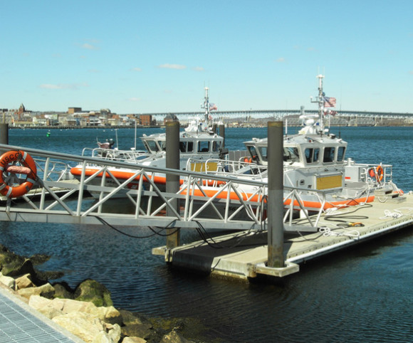 military and defense industry AE contractor - marine fueling project by Gran Kriegel Architects