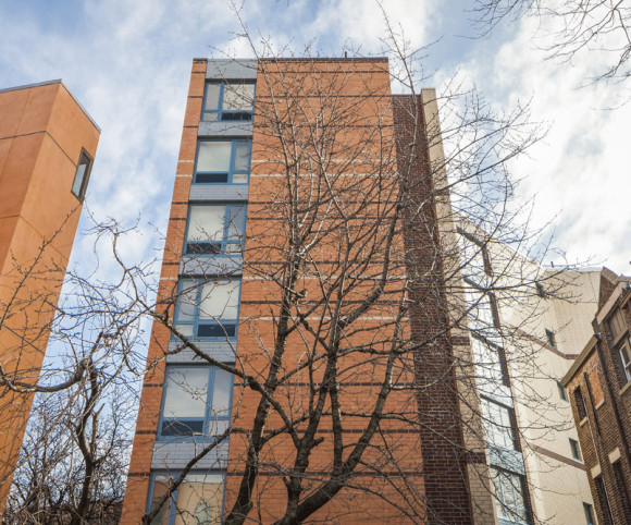 New supportive housing residence in NYC some of the best multifamily housing architecture by Gran Kriegel Architects