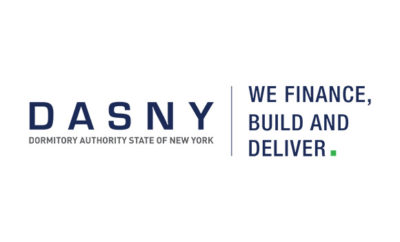 architecture projects for NY public agency DASNY