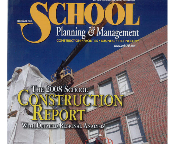 Gran Kriegels Courthouse Conversion into Two High Schools in Brooklyn is featured in School Planning and Management