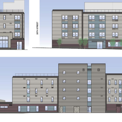 supportive housing designs for new queens ny residence by gran kriegel architects