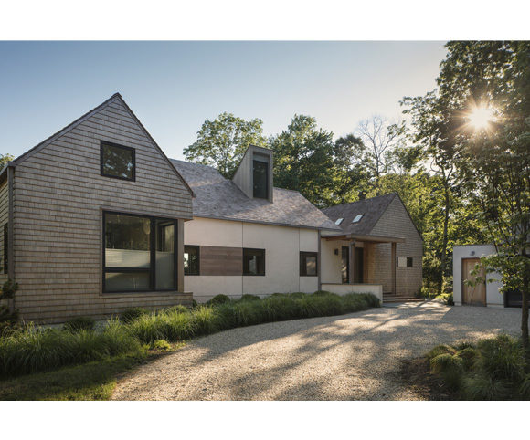 new home design build by gran kriegel architecture nyc - shelter island home exterior architecture