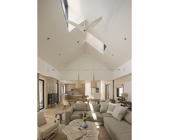 interior design and residential home architecture in long island new york by gran kriegel architects - living room design